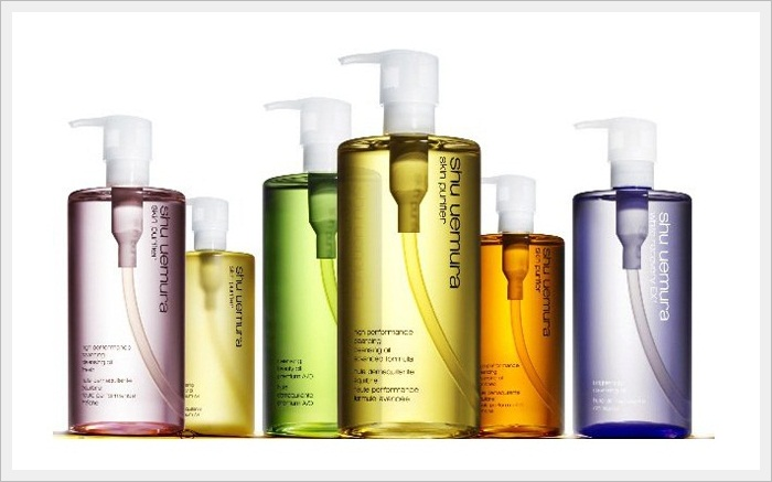 Top 3 Cleansing Oils For Make-Up Removing