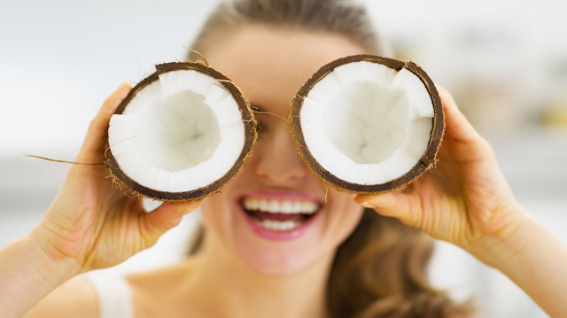 Beauty Benefits of Coconut Oil
