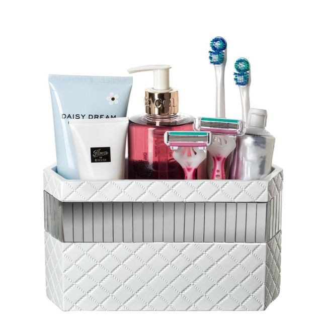 Bath Accessories Organizer